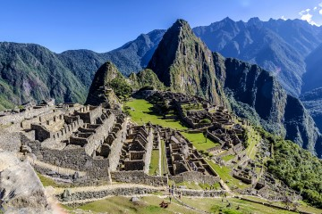 Machu Picchu - Panoramic View