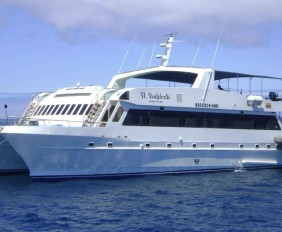 4 days in First Class Archipell II - from 9/10 - price USD $990 p.p. (excluded air ticket)