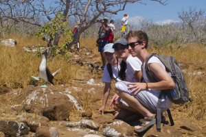 travel to galapagos islands with ecuatravelin