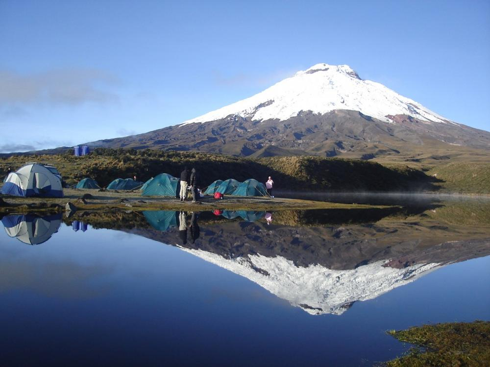 camping cotopaxi
